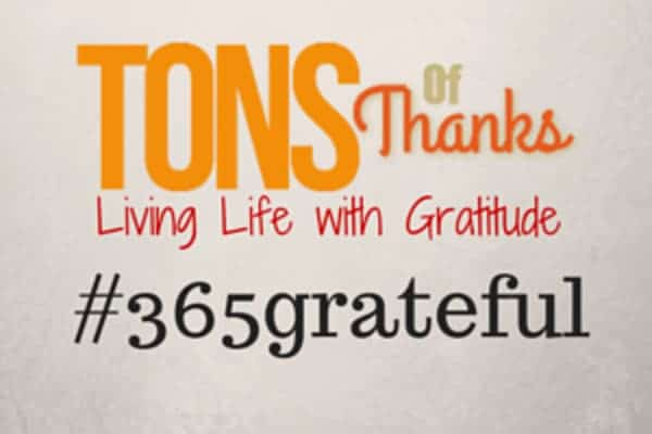 Living Life with Gratitude 365