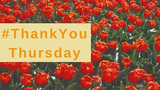 ThankYouThursday